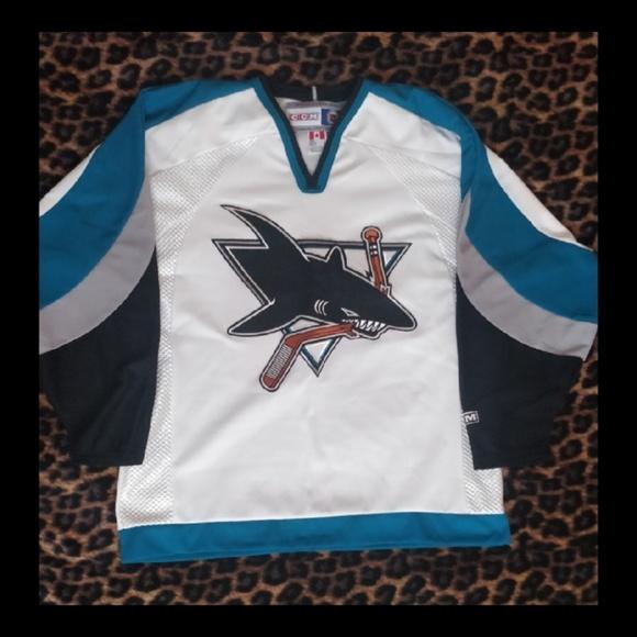 52e7ab09f CCM Other - 🏒 A NHL San Jose Sharks CCM Jersey 🏒